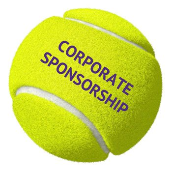 Corporate Sponsorship Levels for Agape Tennis Summer Camp