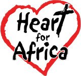Heart for Africa logo
